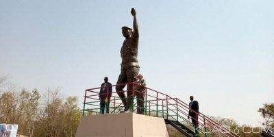 Burkina Faso : Inauguration d'un monument à la mémoire de Thomas Sankara