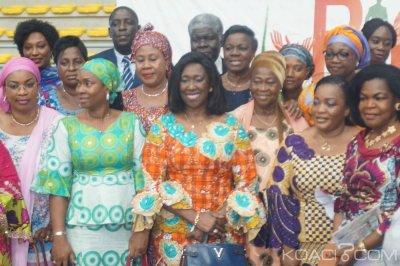 Côte d'Ivoire : A Treichville, Chantal Fanny lance le RIFEL  pour l'autonomisation  de la femme