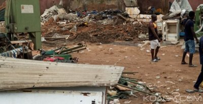 Côte d'Ivoire : Abobo, Hamed Bakayoko continue de faire le ménage, les alentours de la mairie libérés des occupants illégaux ainsi que plusieurs artères principales