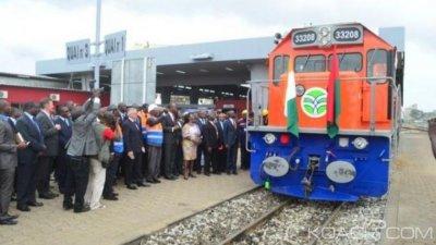 Côte d'Ivoire : Les travaux de la réhabilitation du chemin de fer Abidjan-Ouagadougou  bientôt lancés, coûteront 262 milliards de FCFA