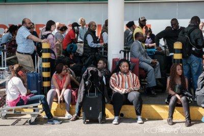 Kenya : Les avions cloués au sol en raison d'une grève surprise du personnel