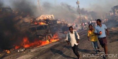 Somalie  : Une forte explosion entendue près du palais présidentiel à Mogadiscio , aucune victime