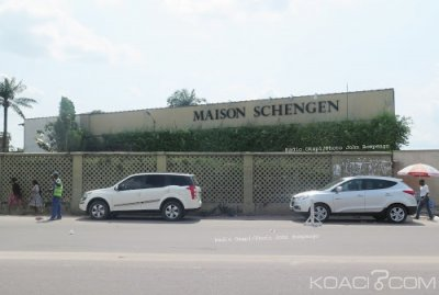 RDC: La maison Schengen  ouvre à nouveau ses portes