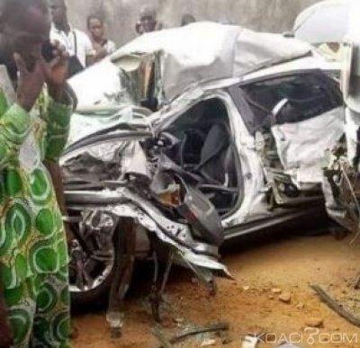 Côte d'Ivoire: En refusant d'obtempérer, un camion fait un mort à Bingerville