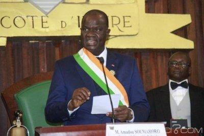 Côte d'Ivoire : Assemblée nationale, à peine élu, Amadou Soumahoro invite les ses collègues à renforcer la cohésion interne