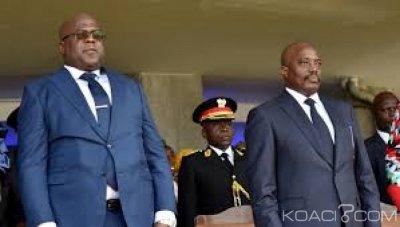 RDC : Tshisekedi et Kabila s'accordent enfin pour la formation d'un gouvernement