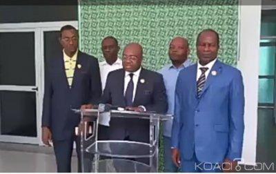 Côte d'Ivoire : Election d'Amadou Soumahoro, le PDCI dénonce une parodie d'élection et saisit le conseil constitutionnel