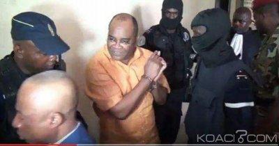 Congo : 20 ans de travaux forcés pour l'opposant André Okombi Salissa