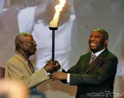 Côte d'Ivoire : Décès de Bernard Dadié, Gbagbo «je tiens fermement le flambeau que tu m'as donné en 2010»