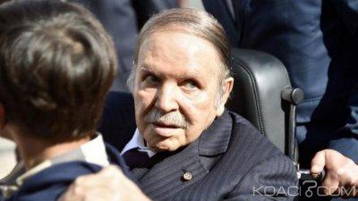 Algérie : Bouteflika renonce à son 5ème mandat et repousse l' élection présidentielle