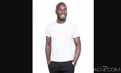 Côte d'Ivoire : Didier Drogba devient Ambassadeur de la marque Suisse Richard Mille