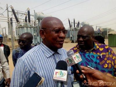 Burkina Faso : La fourniture d'électricité par le Ghana passera de 50 à 100 mégawatts