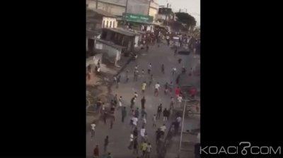 Côte d'Ivoire: (Vidéo) Affrontement entre microbes à Abidjan