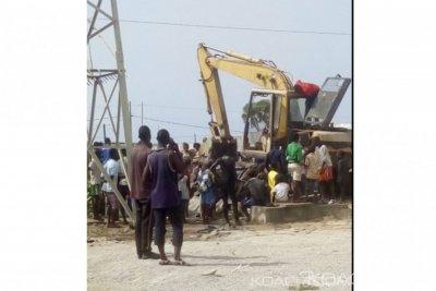 Côte d'Ivoire : Port Bouët, le maire fait arrêter une opération de déguerpissement