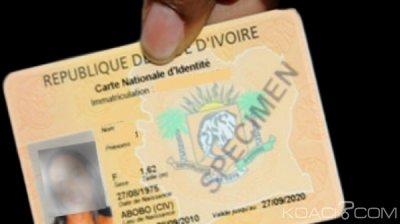 Côte d'Ivoire : Renouvellement des CNI, l'ONI informe n'avoir entrepris aucune communication relative à l'opération