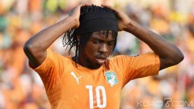 Côte d'Ivoire : CAN 2019, pas de  Gervinho dans la liste de Kamara pour le match contre le Rwanda
