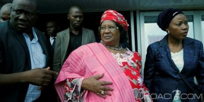 Malawi : Coup de théà¢tre, Joyce Banda se retire de la course à la présidentielle