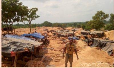 Côte d'Ivoire : L'orpaillage clandestin, un fléau qui préoccupe Abidjan-Ouaga-Accra à leurs frontières