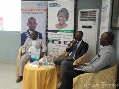 Côte d'Ivoire : La JCI Abidjan Lagune échange autour du digital, outil d'amélioration de la compétitivité des entreprises