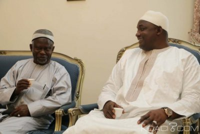 Gambie: Le Président Barrow limoge le vice-président Ousainou Darboe