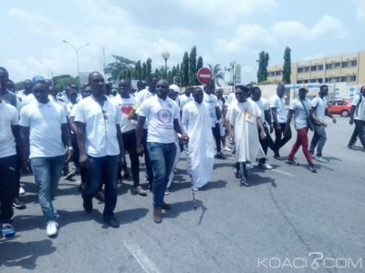 Côte d'Ivoire: La Fesci demande aux élèves et étudiants de rester hors des classes  lundi, une manifestation projetée