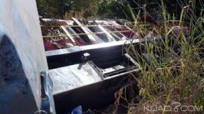 RDC : Au moins 32 morts et 91 blessés dans le déraillement d'un train au Kasaï