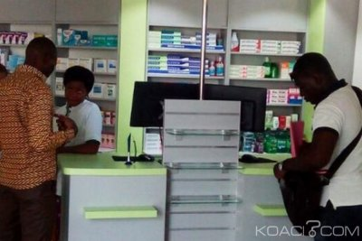 Togo : Pharmacie, retrait de Coartem et trois autres produits