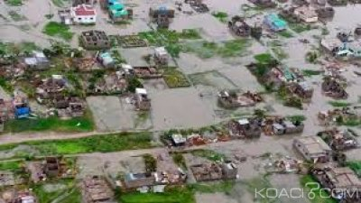 Mozambique : Cyclone Idai, le bilan pourrait atteindre les 1000 morts, selon le Président
