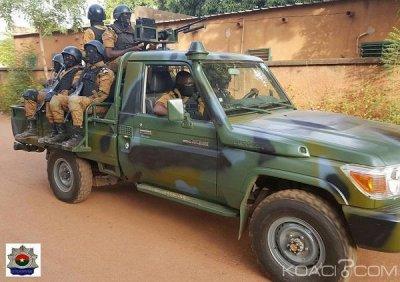 Burkina Faso : Trois militaires tués dans une attaque à l'engin explosif