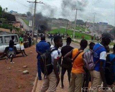 Côte d'Ivoire : Grève des enseignants, le parti de Blé Goudé s'interroge, «Est-il légal et légitime de mettre sous contrôle un compte d'épargne pour fait de grève ?»
