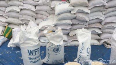 Ouganda: Deux personnes mortes après avoir mangé la nourriture du PAM