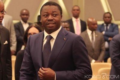 Togo : Tournant politique, le Président Gnassingbé et la Coalition se sont rencontrés et ont échangés