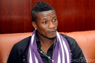 Ghana : « Défaite » judiciaire pour Asamoah Gyan contre Sarah Kwablah et 3 autres