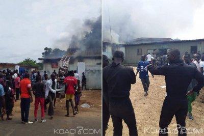 Côte d'Ivoire : A Béoumi, le district sanitaire part en feu