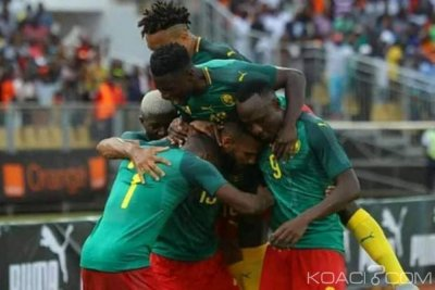 Cameroun : Les lions indomptables battent les Comores et se qualifient pour la Can 2019