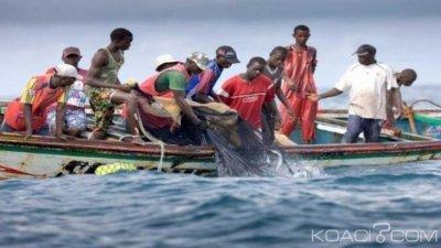 Mauritanie  : Interdits d'employer des étrangers, des milliers  de pêcheurs artisanaux  en grève