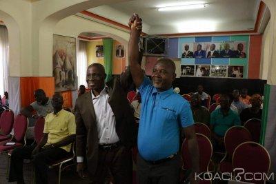 Côte d'Ivoire : Abidjan, l'intersyndicale des médias change de main, le nouveau Président promet poursuivre l'oeuvre de son prédécesseur