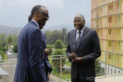 Côte d'Ivoire : Africa CEO Forum, depuis Kigali, Gon invite les investisseurs à saisir les opportunités qu'offre son pays et réitère qu'il n'y aura rien en 2020