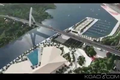 Côte d'Ivoire : Vidéo 3D de présentation du 5eme pont