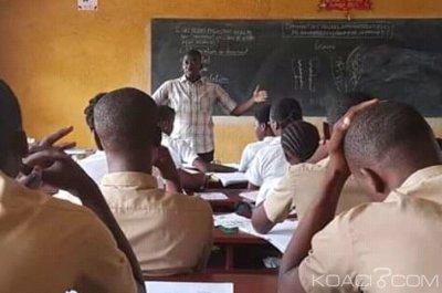 Côte d'Ivoire : Daoukro, après leur mouvement d'humeur, les élèves regagnent les salles de classe