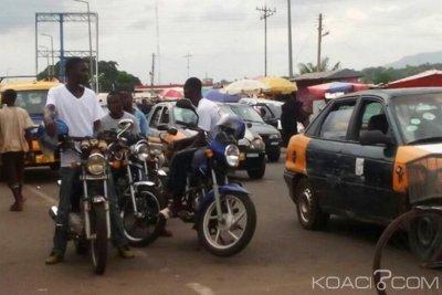 Ghana : Les motos taxis « Okada » dans le viseur du gouvernement