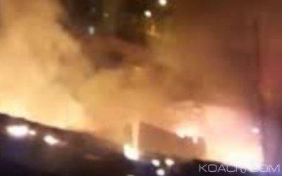 Côte d'Ivoire : Drame à la morgue d'Azaguié, 8 corps calcinés dans un incendie