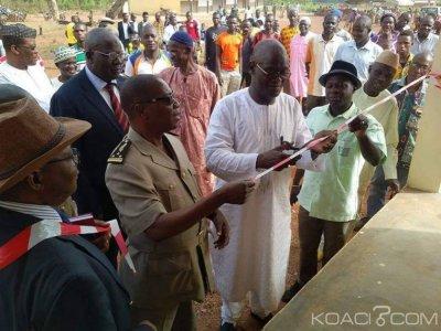 Côte d'Ivoire: Bagoué, le Conseil régional remet des équipements d'une valeur de 177,5 millions aux différents départements