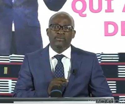Côte d'Ivoire : Après sa sortie de prison, Blé Goudé affirme n'être animé par la vengeance et son appel à la paix n'est pas intéressé
