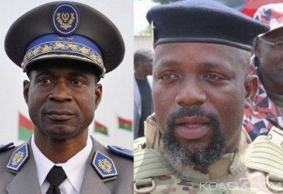 Burkina-Côte d'Ivoire : Un audio attribué à Zakaria Koné et le général Diendéré diffusé au procès du putsch