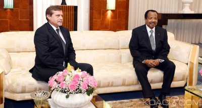 Cameroun : Sommet Russie-Afrique, Biya invité par Poutine