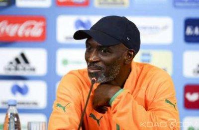 Côte d'Ivoire : Kamara « Pour la CAN, je n'ai pas à dire si je vais pour la gagner ou pas ! »