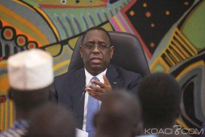 Sénégal : Macky Sall annonce d'importants  changements dans son prochain gouvernement