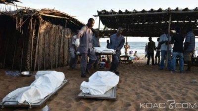 Côte d'Ivoire : Attentat de Bassam, 19 personnes libérées et 10 personnes poursuivies