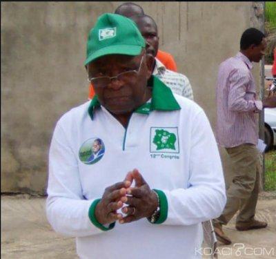Côte d'Ivoire : PDCI-RDA, Bédié nomme deux nouveaux vice-présidents